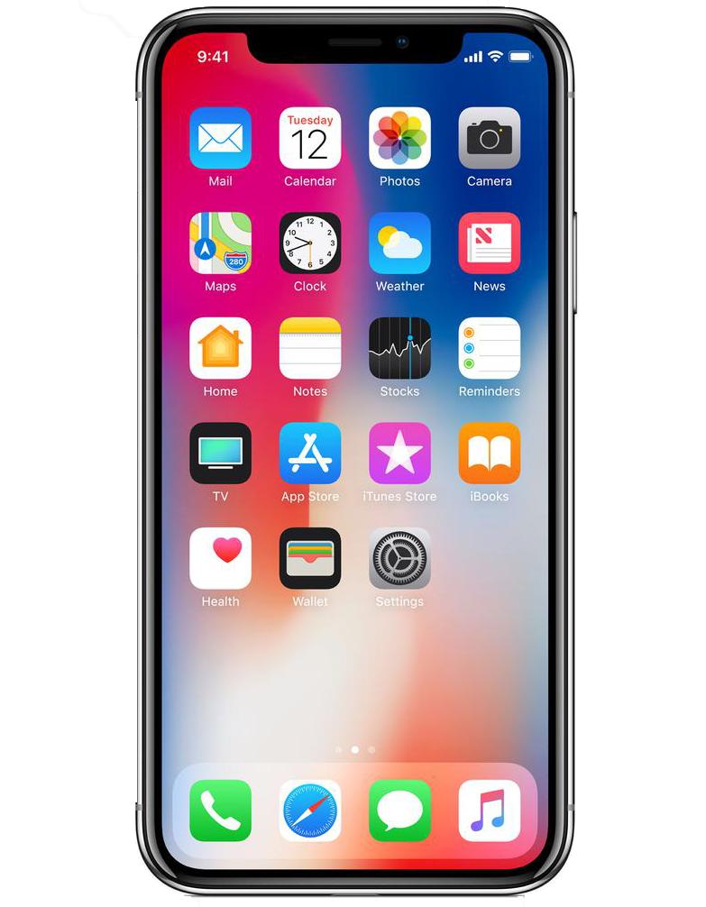 Не работает iPhone X
